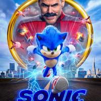 Sonic il film locandina